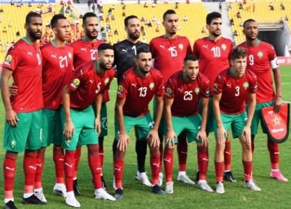 المنتخب المغربي يواجه الكاميرون في نصف النهاية