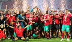 """المنتخب المغربي بطلا ل""""الشأن"""" للمرة الثانية على التوالي"""