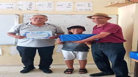 مجموعة مدارس أولاد المقدم تكرم متقاعديها